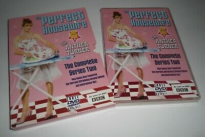 £32.76 • Buy The Perfect Housewife: Complete Series Two 2 Anthea Turner (PAL 3 DVD Set) Film