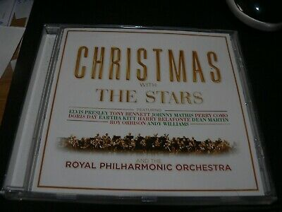 £5.95 • Buy Christmas With The Stars And The Royal Philharmonic Orchestra Cd New/sealed Xmas