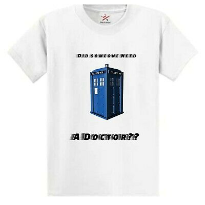 £8.50 • Buy Dr Who T Shirt Choose A Design Made To Order All Sizes Adults & Kids Doctor Who