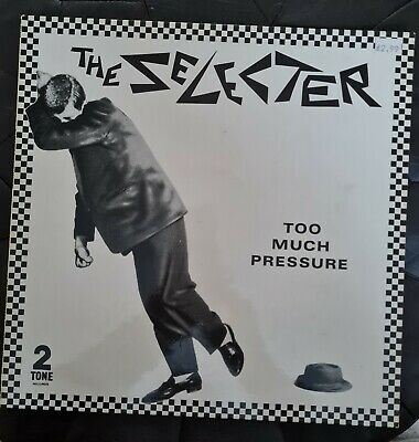 £20 • Buy The Selecter Too Much Pressure Vinyl Lp  Two Tone