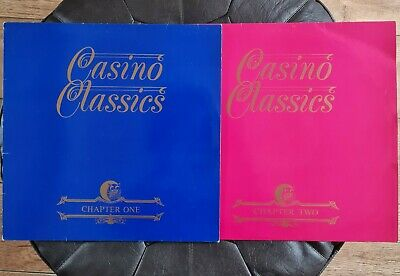 £50 • Buy Casino Classics Vinyl LPs Chapters One And Two Wigan Casino/Northern Soul