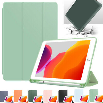 AU19.49 • Buy For IPad 5/6/7/8/9th Gen Air 2/3/4 Pro 11 12.9 2021 Shockproof Smart Case Cover