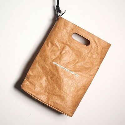 AU330 • Buy McDonald's Alexander Wang The AW Golden Lunch Bag Brand New Unopened 2019