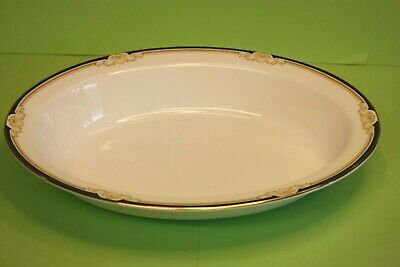 £15.99 • Buy Wedgwood Cavendish OVAL OPEN SERVING DISH 1st Quality, Perfect 11  Across R4680