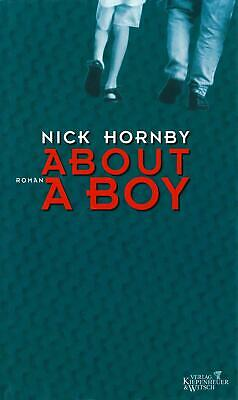 £16.02 • Buy About A Boy - Nick Hornby -  9783462027372