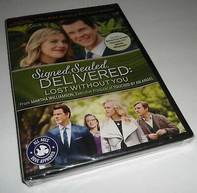 AU29.23 • Buy Signed, Sealed, Delivered: Lost Without You (DVD NEW) Hallmark Eric Mabius Film