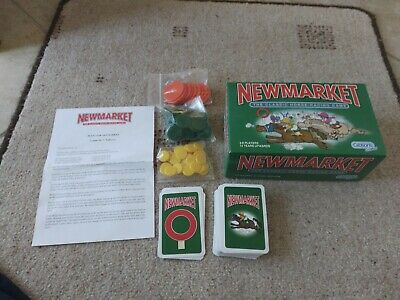 £4.70 • Buy Newmarket Horse Racing Game By Gibsons