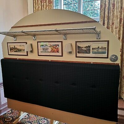 £549 • Buy RAILWAY CARRIAGE INTERIOR DISPLAY EX FILMING UNIQUE HOUSE DINING FEATURE 1950s