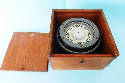£39.99 • Buy  Sestrel Marine Ship Boat Compass Gimbal Compass Boxed VGC + Test Certificate