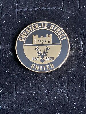 £2.70 • Buy Chester Le Street United Fc Badge