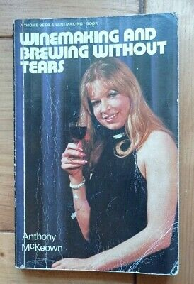 £6.95 • Buy Wine Making And Brewing Without Tears ~ Vintage Paperback Book 1973 ~A  McKeown