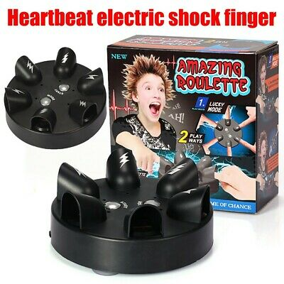 £10.99 • Buy Cute Polygraph Shocking Shot Roulette Game Lie Detector Electric Shock Toy