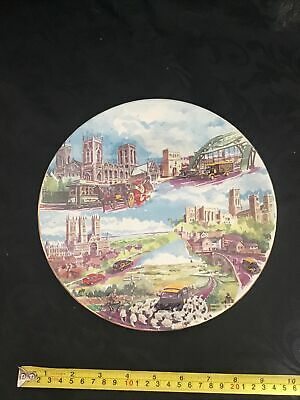 £1.30 • Buy Ringtons Heritage Collectors Plate By Wade