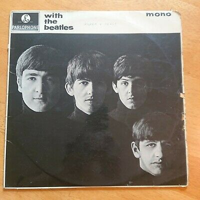 £2.50 • Buy The Beatles - With The Beatles  PMC 1206 UK LP 1st Press 1963 Parlophone
