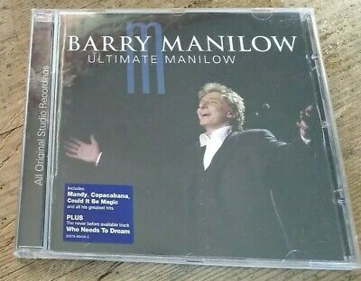 £0.99 • Buy Barry Manilow  - Ultimate (CD 2004)
