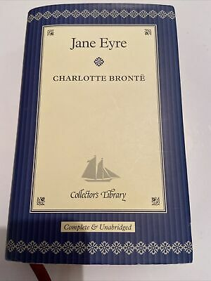 £2.10 • Buy Jane Eyre (Collector's Library),Charlotte Bronte Used Condition