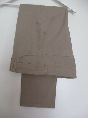 £6.50 • Buy M&S Collection Straight Leg Trousers Size 16 Camel