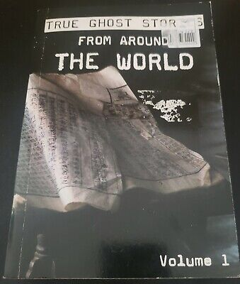 £5 • Buy True Ghost Stories From Around The World Book,vol 1,good Condition