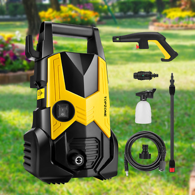 £89.89 • Buy Electric Pressure Washer 3500PSI Water High Power Jet Wash Patio Car Clean 1700W