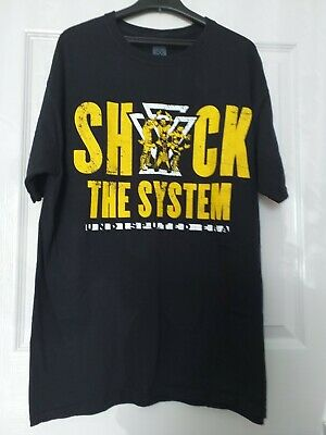 £5.50 • Buy WWE SHOCK THE SYSTEM Undisputed Era Size L NEW