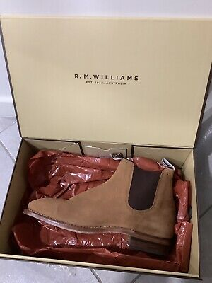 AU199 • Buy Womens Rm Williams Boots 9d New. FREE POST