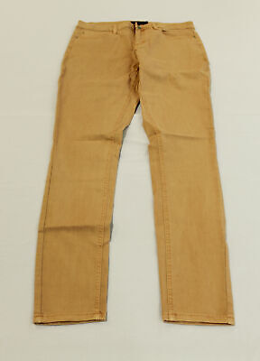 £36.44 • Buy Long Tall Sally Women's Pocketed Skinny Low-Rise Jeans AL8 Pink Size 12 NWT