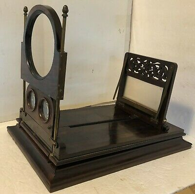 £290.43 • Buy Victorian Antique Graphoscope Stereoscope Stereoskop Stereo Viewer