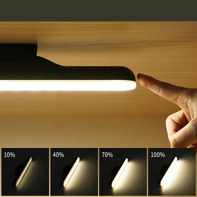 AU21.85 • Buy Magnetic LED Reading Desk Touch Lamp Dimming Table Stepless Hanging Night Light*