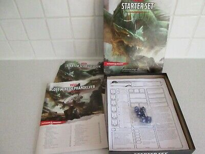 £12 • Buy New Never Used Bags Sealed Dungeons And Dragons Starter Set Never Used