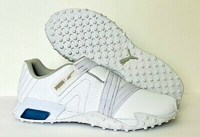 AU94.79 • Buy New Puma H. St. 20 Strap Leather Men's Shoes White Mostro H Street All Sizes