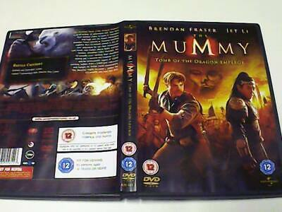 £2.30 • Buy The Mummy - Tomb Of The Dragon Emperor (DVD, 2008)