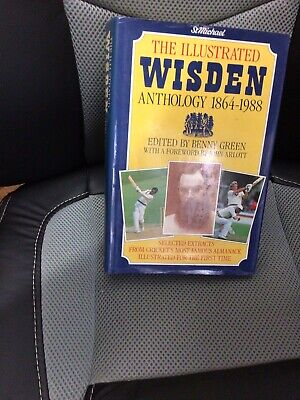 £4.50 • Buy The Concise Wisden: An Illustrated Anthology Of 125 Years 1864-1988 (Cricket), ,