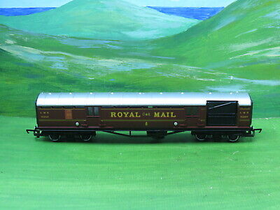 £17.99 • Buy Hornby LMS Royal Mail Operating Mail Coach 30249 - OO Gauge