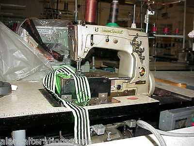 UNION SPECIAL 57700A REAR COVERSTITCH  SEWING MACHINE CLEARANCE Sold As Seen • 595£