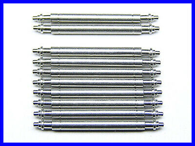 $ CDN28.75 • Buy 10 Spring Bars For New Rolex Explorer Datejust Daytona 114270 116203 216570 Etc