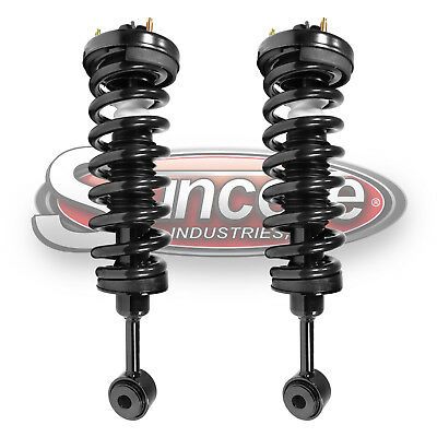$181.02 • Buy 2003-2006 Lincoln Navigator Front Quick Complete Strut Conversion Kit