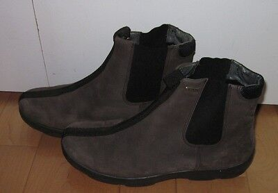 £51.20 • Buy Rohde Womens Sympa Tex Brown Suede W/Black Boots UK 6.5 US 8.5 Made In Germany