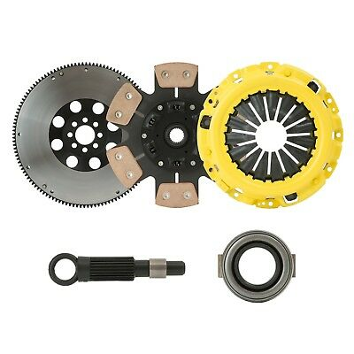 $259 • Buy STAGE 3 CLUTCH KIT+FLYWHEEL Fits 97-08 HYUNDAI TIBURON 1.8L 2.0L 5 SPEED By CXP