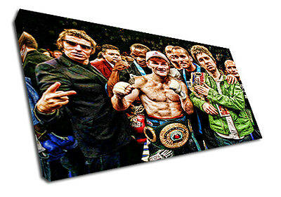 2084 OASIS & RICKY HATTON Canvas Wall Art Print • 17.99£