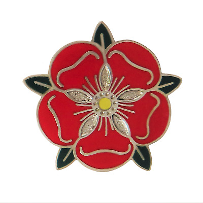 Lancashire County Red Rose Flag Pin Badge  • 4.50£