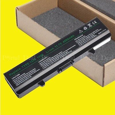 $38.88 • Buy Laptop Battery For Dell Inspiron 1545 1525 1526 RU586 0WK379 0X284G M911G