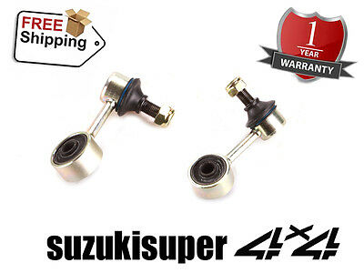 AU36.95 • Buy 2 Mitsubishi Pajero NH NJ NK NL Front Sway Bar Link Set Stabilizer Kit 1991-2000