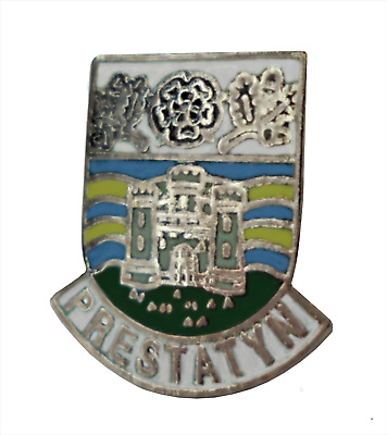 Prestatyn Town Wales Crest Small Pin Badge  • 4.50£