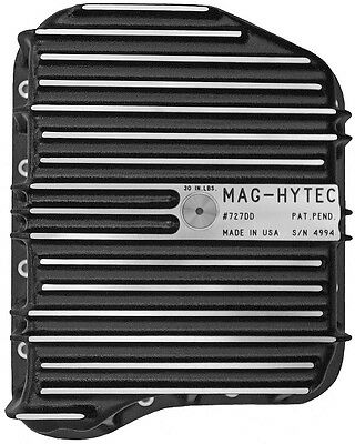 66-07 Dodge Ram 46RE, 47RE, 48RE Mag-Hytec 727-DD Transmission Pan Extra Deep • 270.75$