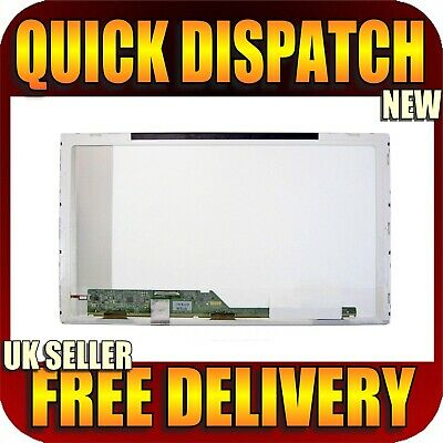 New Samsung Np- 300e5a-a09pl 15.6  Wxga Notebook Led Screen Panel Uk Shipping • 53.25£