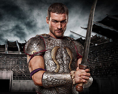 Whitfield, Andy [Spartacus] (49308) 8x10 Photo • 2.99£