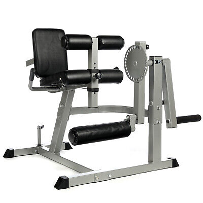 £329.99 • Buy Pro Heavy Duty Seated Olympic Leg Curl & Extension Machine Quads Hamstring Press