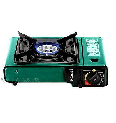 Portable Butane GAS Camping Stove Cooker Hob Burner Fishing Camper  Outdoor Boat