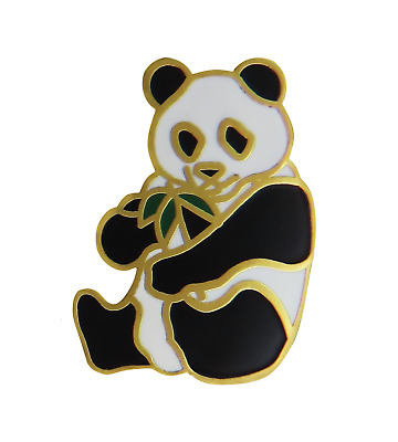 Giant Panda Pin Badge • 4.50£
