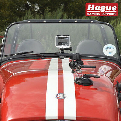 £67.20 • Buy Hague Compact Car Suction Mount For Action Cameras, GoPro & DSLR Cameras (SM90)